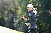 Stanford, CA - February 11, 2017:  Round 1 of the 22nd Peg Barnard Invitational at Stanford Golf Course.