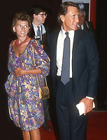 #Roy Scheider &amp; wife 1981<br /> Photo By John BarrettPHOTOlink.net / MediaPunch