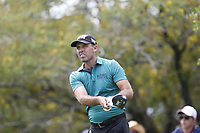 Charl Schwartzel (RSA) during the 2nd round of the Alfred Dunhill Championship, Leopard Creek Golf Club, Malelane, South Africa. 14/12/2018<br /> Picture: Golffile | Tyrone Winfield<br /> <br /> <br /> All photo usage must carry mandatory copyright credit (&copy; Golffile | Tyrone Winfield)