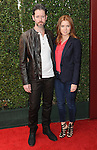 Amy Adams and Darren Le Gallo attends the John Varvatos 11th Annual Stuart House Benefit held in West Hollywood CA. April 13, 2014.