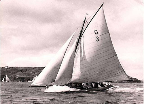 The 1895-designed Cork Harbour OD Imp