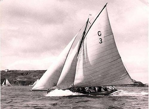 The 1895-designed Cork Harbour OD Imp