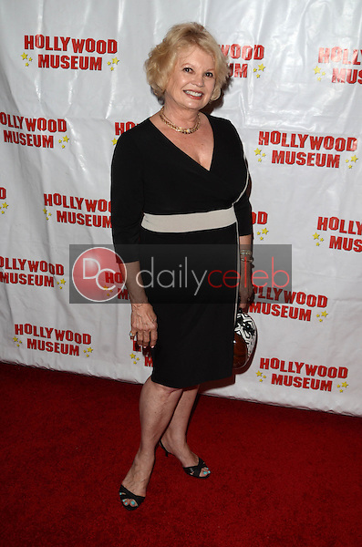 "Kathy Garver at ""Child Stars - Then and Now"" Exhibit Opening at the Hollywood Museum in Hollywood, CA on August 19, 2016. (Photo by David Edwards)"