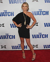 Christine Taylor arrives at 'The Watch' Premiere Sponsored by AXE at Grauman's Chinese Theatre on July 23, 2012 in Hollywood, California MPI25 / Mediapunchinc /*NortePhoto.com*<br />