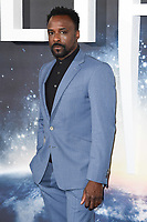 Ariyon Bakare<br /> at the photocall for the film &quot;Life&quot;, Corinthia Hotel, London.<br /> <br /> <br /> &copy;Ash Knotek  D3242  16/03/2017