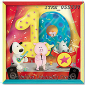 Isabella, CHILDREN BOOKS, BIRTHDAY, GEBURTSTAG, CUMPLEAÑOS, paintings+++++,ITKE055597,#BI#, EVERYDAY ,age cards