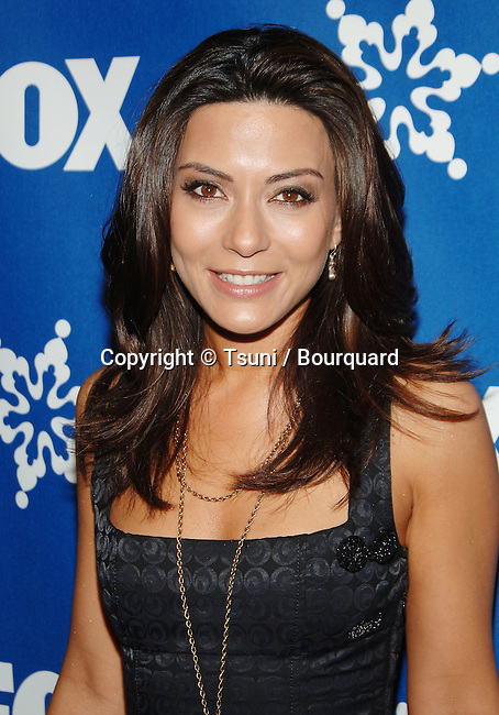 Marisol Nichols ( 24 ) arriving at the FOX tca Winter Party at the Sorriso restaurant in Pasadena In Los Angeles. January 20, 2007.<br /> <br /> eye contact<br /> smile<br /> portrait<br /> headshot