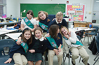 Girl Scout Meeting