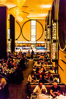Nobu Restaurant, Cape Town, South Africa. There are 22 Nobu locations around the world. The original is in Beverly Hills, California.