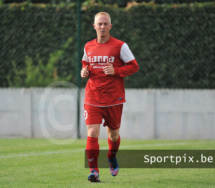 FC Langemark : Gwenn Malfait<br /> foto VDB / Bart Vandenbroucke