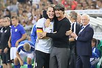 31.08.2016: Deutschland vs. Finnland, Abschiedsspiel von Bastian Schweinsteiger