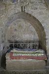 Israel, Jerusalem, tomb of Prophetess Hulda on the Mount of Olives