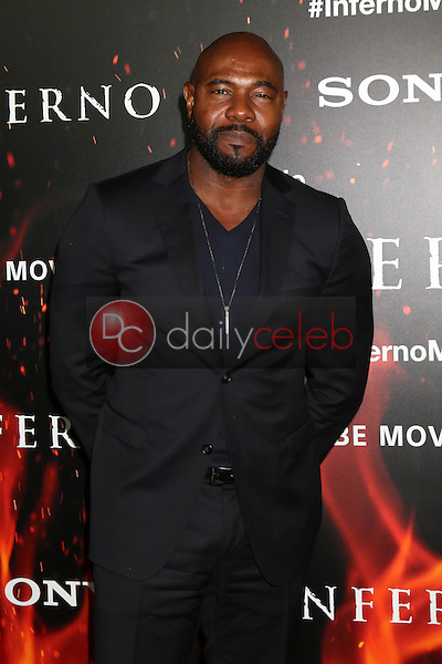 "Antoine Fuqua<br /> at the ""Inferno"" Los Angeles Premiere, DGA, Los Angeles, CA 10-25-16<br /> David Edwards/DailyCeleb.com 818-249-4998"