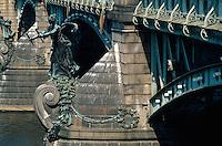 Tschechien, Prag, Cechuv-Bruecke, Unesco-Weltkulturerbe