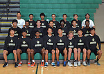 9-29-16, Huron High School boy's varsity tennis team