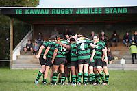 110702 Manawatu Club Rugby - Te Kawau v Linton