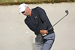 02/18/12 Pacific Palisades, CA: Stewart Cink during the third round of the Northern Trust Open held at the Riviera Country Club