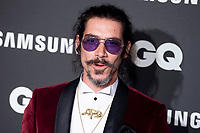 Actor Oscar Jaenada attends the 2018 GQ Men of the Year awards at the Palace Hotel in Madrid, Spain. November 22, 2018. (ALTERPHOTOS/Borja B.Hojas) /NortePhoto.com
