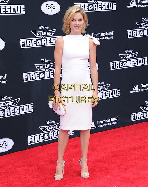 Julie Bowen attends The Disney 'Planes: Fire &amp; Rescue' premiere held at The El Capitan Theatre in Hollywood, California on July 15,2014                                                                               <br /> CAP/DVS<br /> &copy;DVS/Capital Pictures