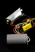 CAMERA FLASH CAPACITOR<br />