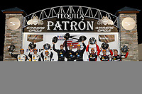 2017 IMSA WeatherTech SportsCar Championship<br /> Mobil 1 Twelve Hours of Sebring<br /> Sebring International Raceway, Sebring, FL USA<br /> Saturday 18 March 2017<br /> 5, Cadillac DPi, P, Joao Barbosa, Christian Fittipaldi, Filipe Albuquerque, 10, Cadillac DPi, P, Ricky Taylor, Jordan Taylor, Alexander Lynn, 31, Cadillac DPi, P, Dane Cameron, Eric Curran, Michael Conway, podium<br /> World Copyright: Michael L. Levitt/LAT Images<br /> ref: Digital Image levitt_seb_0317-31925