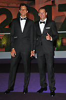 Marcelo Melo and Lukasz Kubot, 2017 Men's Doubles Champions at the Wimbledon Champions Dinner, The Guildhall, Gresham Street, London, England, UK, on Sunday 16 July 2017.<br /> CAP/CAN<br /> &copy;CAN/Capital Pictures /MediaPunch ***NORTH AND SOUTH AMERICAS ONLY***