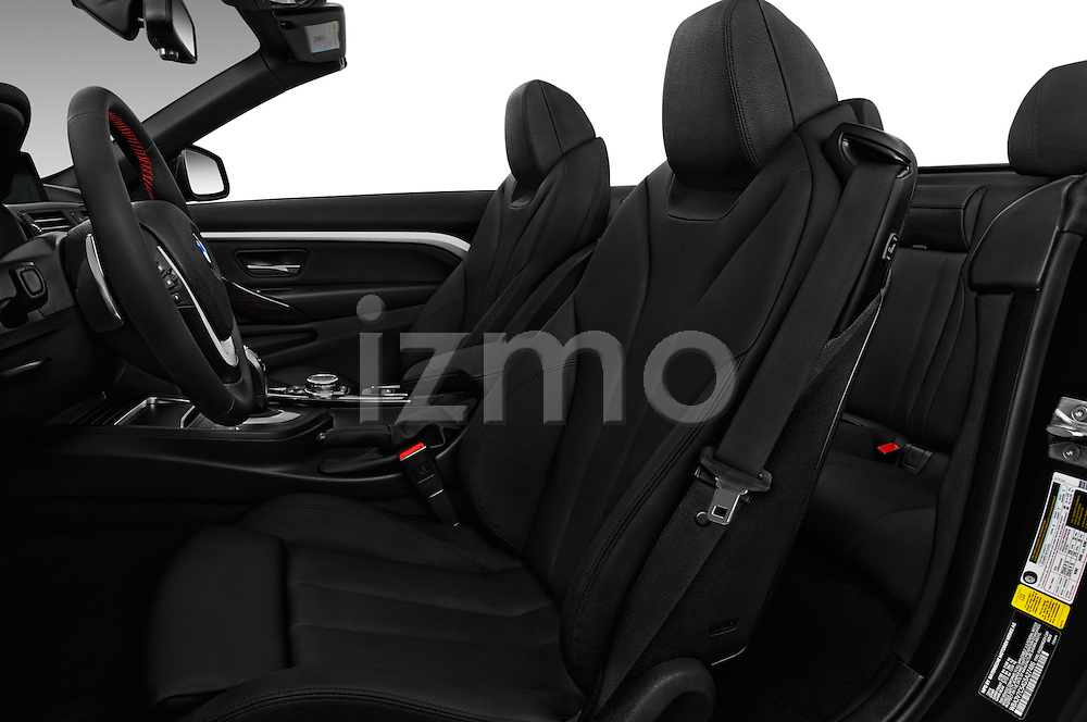 Front seat view of 2016 BMW 4 Series 428I 2 Door Convertible Front Seat  car photos