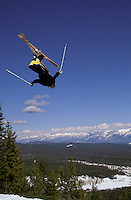 Fourteen year old Shane Gibson doing his thing at Kimberley Alpine Resort, Bc