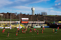 Picture by Alex Whitehead/SWpix.com - 11/02/2018 - Rugby League - Betfred Championship - Dewsbury Rams vs London Broncos - Tetleys Stadium, Dewsbury, England - A General View (GV).