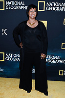 "NEW YORK CITY - MARCH 14: Astronaut Mae Jemison attends National Geographic's ""One Strange Rock"" screening and Q&A at Alice Tully Hall at Lincoln Center on March 14, 2018 in New York City. (Photo by Anthony Behar/NatGeo/PictureGroup)"