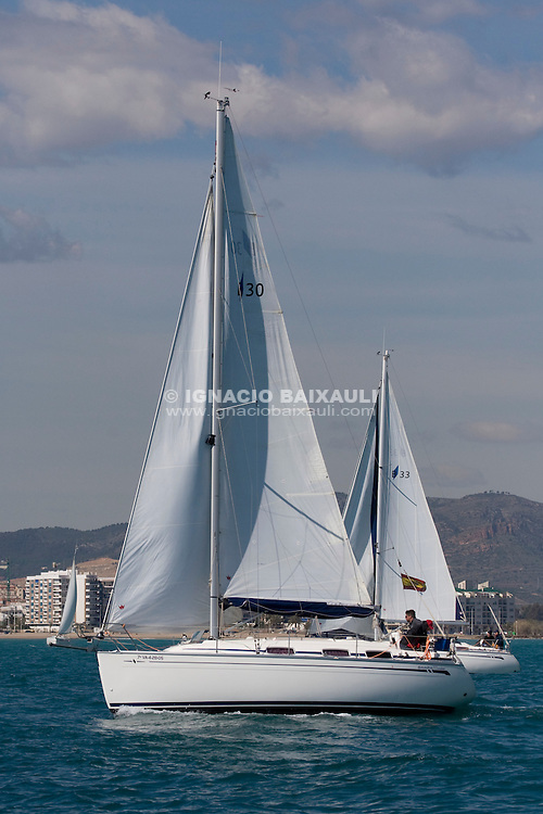 Noid - 08-03-2008...08-03-2008...Crucero...NIVEL 2...REGATA INICIO DE TEMPORADA...CN CANET D`EN BERENGUER...