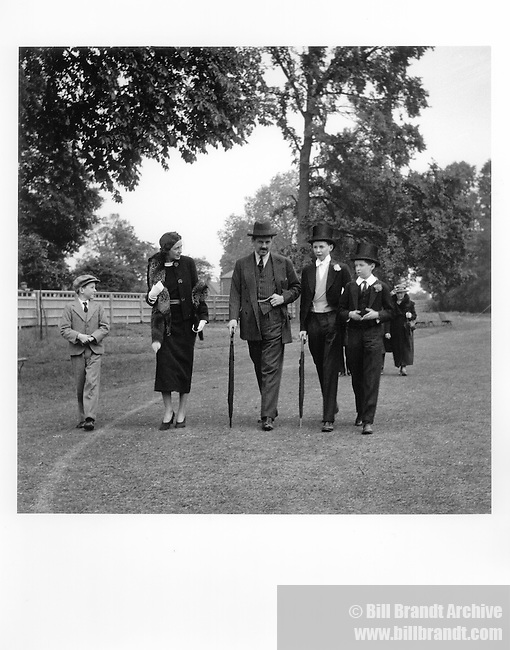 Eton boy's family, June, 1933