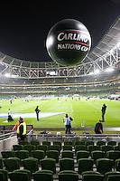 Ireland v Wales Carling Nations Cup 080211