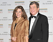 Washington, DC - December 5, 2009 -- United States Representative Roy Blunt (Republican of Missouri) and his wife, Abigail, arrive for the formal Artist's Dinner at the United States Department of State in Washington, D.C. on Saturday, December 5, 2009..Credit: Ron Sachs / CNP.(RESTRICTION: NO New York or New Jersey Newspapers or newspapers within a 75 mile radius of New York City)