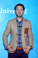 LOS ANGELES - JAN 7:  Sam Huntington attends the NBCUniversal 2013 TCA Winter Press Tour at Langham Huntington Hotel on January 7, 2013 in Pasadena, CA