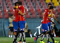 Futbol 2017 Libertadores Unión Española vs Cerro