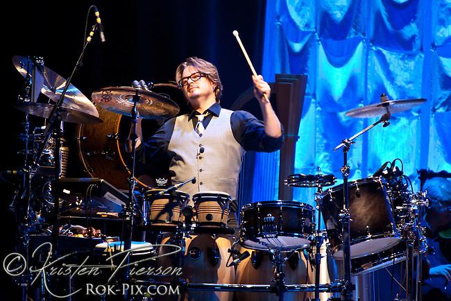 Josh Groban performs at Mohegan Sun Arena August 29 2014
