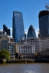 The Leadenhall Building,the City of London.