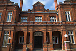 Victorian architecture of Ipswich museum, Suffolk, England