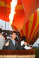 20160128 January 28 Hot Air Balloon Gold Coast