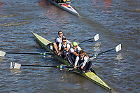 Crew: 236  LRC (B)  London RC (N Adams)  4- Chall<br /> <br /> Fours Head of the River 2018<br /> <br /> To purchase this photo, or to see pricing information for Prints and Downloads, click the blue 'Add to Cart' button at the top-right of the page.