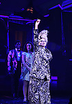 "Jill Abramovitz during the Broadway Opening Night Performance Curtain Call for ""Beetlejuice"" at The Winter Garden on April 25, 2019 in New York City."