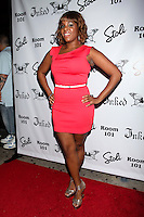 Kelly Linton attends Inked Magazine release party celebrating August issue, New York. July 17, 2012 © Diego Corredor/MediaPunch Inc.