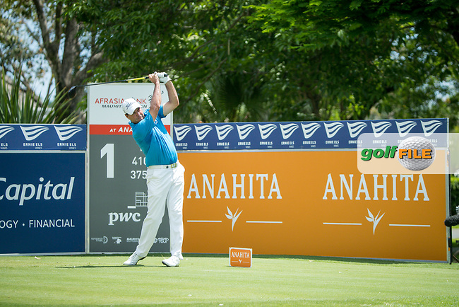 Keith Horne (RSA) during the 3rd round of the AfrAsia Bank Mauritius Open, Four Seasons Golf Club Mauritius at Anahita, Beau Champ, Mauritius. 01/12/2018<br /> Picture: Golffile | Mark Sampson<br /> <br /> <br /> All photo usage must carry mandatory copyright credit (&copy; Golffile | Mark Sampson)