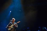 Pescara 02/08/2013: concerto di Pino Daniele al teatro D'Annunzio di Pescara. Photo credit Adamo Di Loreto/BuenaVista*photo