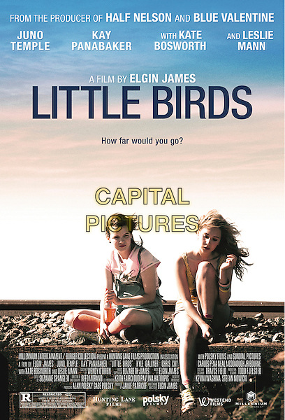POSTER ART.in Little Birds.*Filmstill - Editorial Use Only*.CAP/FB.Supplied by Capital Pictures.