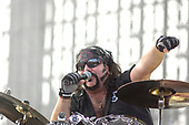 Aug 09, 2008: HELLYEAH - Ozzfest Dallas Texas USA