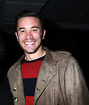 Guiding Light's Tom Pelphrey at ICNY (Imperial Court of New York): Daytime Meets Nighttime Cabaret benefitting LifeBeat: Music Fights HIV and Jan Hus Neighborhood Church, two organizations giving back to the community at November 4, 2011 at the Jan Hus Playhouse Theatre, New York City, New York. (Photo by Sue Coflin/Max Photos)