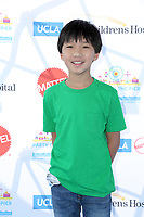 "LOS ANGELES - NOV 18:  Ian Chen at the UCLA Childrens Hospital ""Party on the Pier"" at the Santa Monica Pier on November 18, 2018 in Santa Monica, CA"