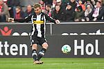 14.01.2018, RheinEnergieStadion, Koeln, GER, 1.FBL., 1. FC K&ouml;ln vs. Borussia M&ouml;nchengladbach<br /> <br /> im Bild / picture shows: <br /> Christoph Kramer (Gladbach #6),  Einzelaktion, Ganzk&ouml;rper / Ganzkoerper,  <br /> <br /> <br /> Foto &copy; nordphoto / Meuter